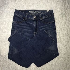 American Eagle Dark Wash Jeans